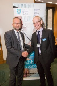 heom-12102016-paul-blomfield-mp-and-prof-john-brazier-at-reqol-launch-in-westminster-12-10-16